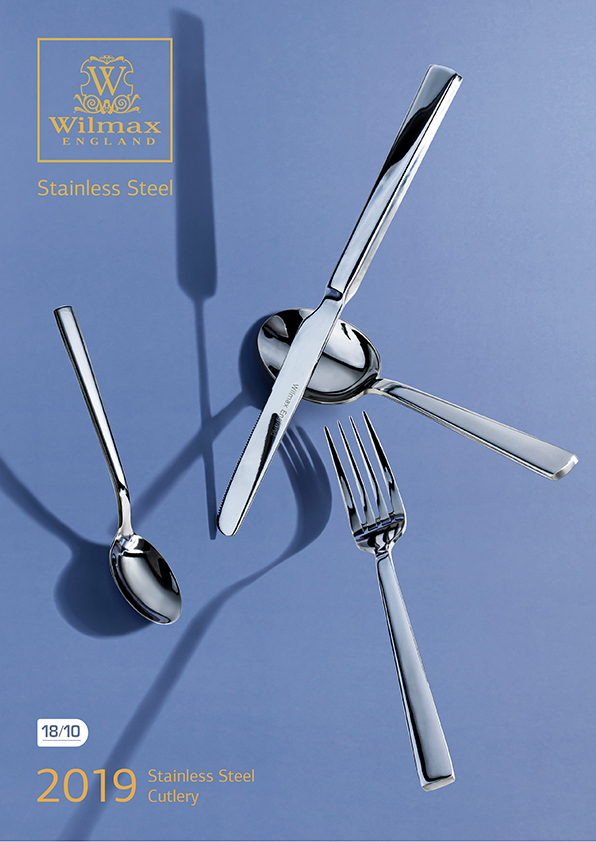 Stainless Steel Cutlery. 2019