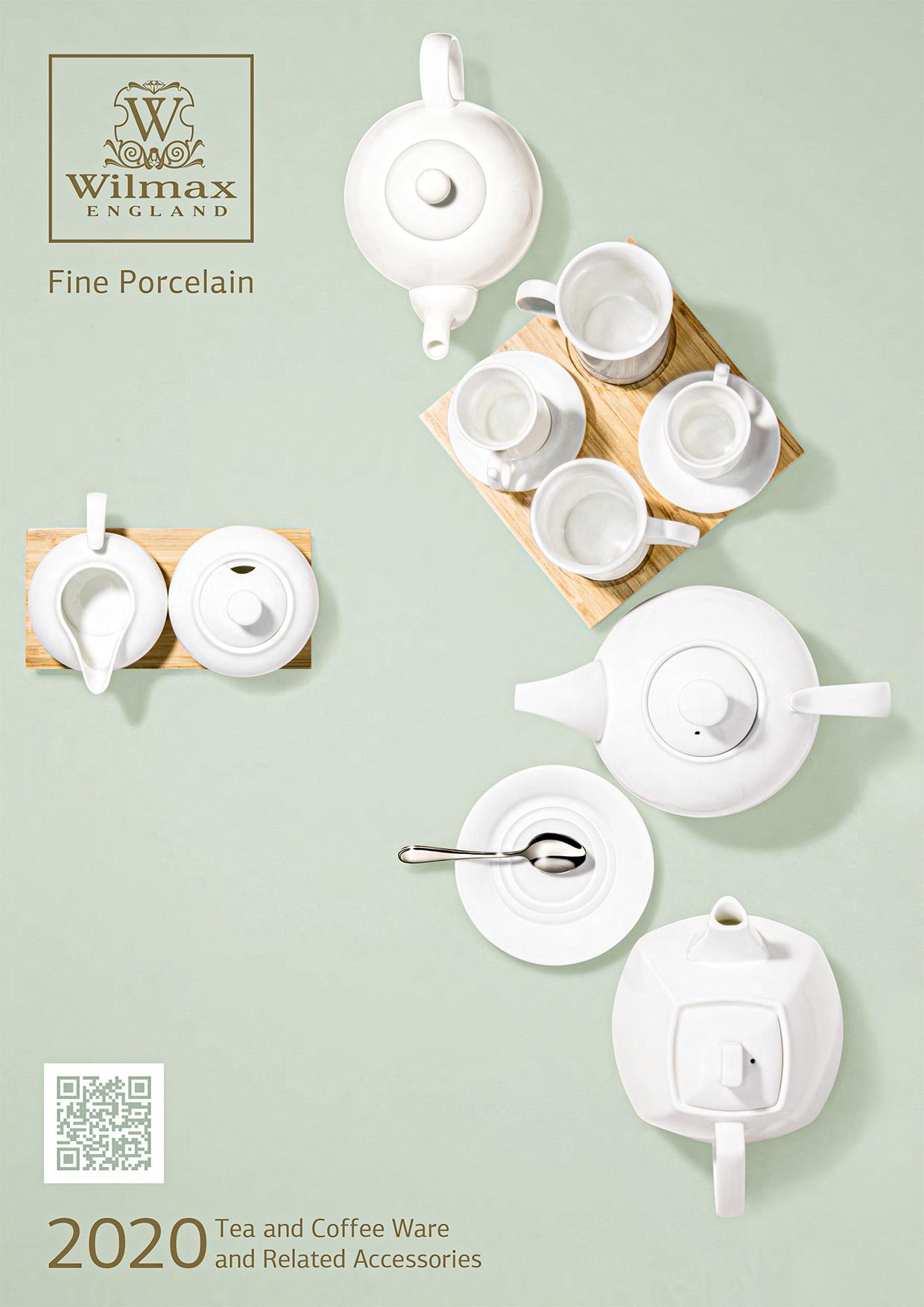 Tea & Coffee ware. 2020